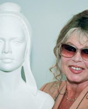 Brigitte Bardot, actriz francesa. Foto: AFP.
