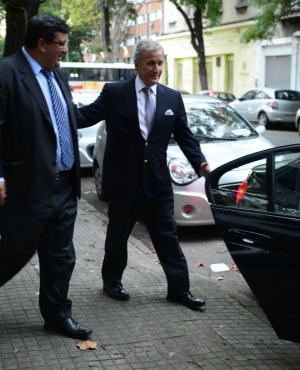 Jorge Barrera a punto de recibir de Damiani el primer lugar del oficialismo