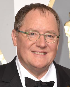 John Lasseter en la pasada edición de los Oscar