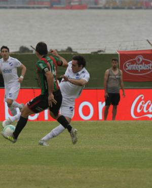 Nacional vs. Rampla Juniors. Foto: Francisco Flores.