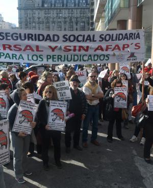 Mujica habla de una solución de la que el astorismo no tiene noticia alguna. Foto: A. Colmegna