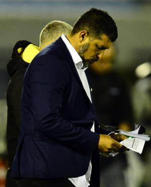 Estratega. Ramos sabe que cuenta con un buen plantel, pero mira de reojo el mercado. Foto: Gerardo Pérez