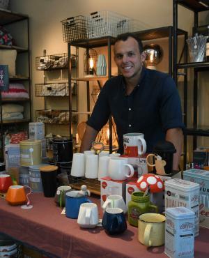 Juan Ignacio Ledoux, director y cofundador de Mis Petates.