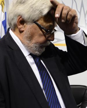 El ministro del Interior justificó la suba de rapiñas. Foto: G. Pérez