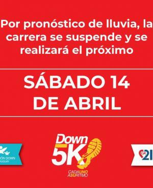 Down 5k