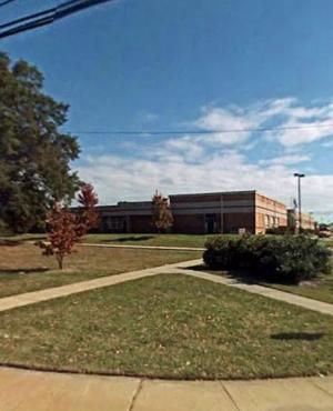 Escuela secundaria de Great Mills. Foto: Google Street View.