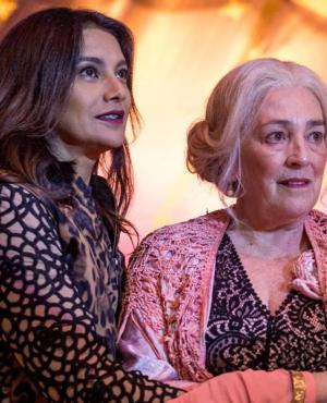 """Carmen Maura en """"Veneza"""""""