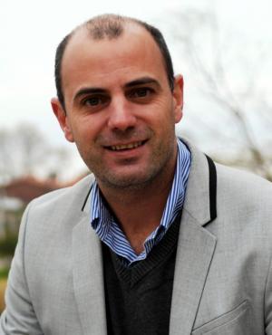 Gabriel Blanco. FOTO: Marcelo Bonjour.