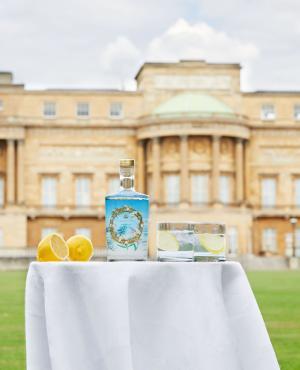 El gin de la Royal Family