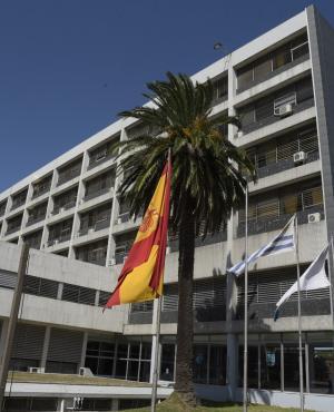 Sanatorio Casa de Galicia. Foto: Archivo El País