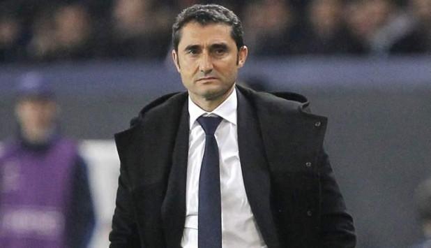 Ernesto Valverde será presentado en el Barcelona. Foto: EFE