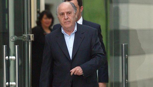 Amancio Ortega. El empresario posee la cuarta fortuna más importante del mundo. (Foto: Archivo El País)