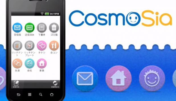 CosmoSia.