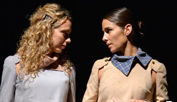 Juana Viale y Victoria Césperes