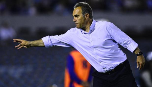 Martín Lasarte. Foto: Gerardo Pérez