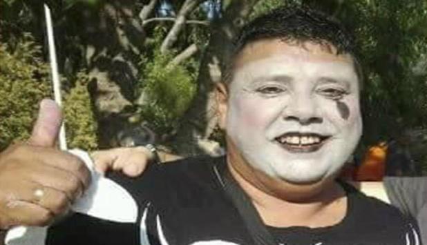 """Luis """"Sapo"""" Laforia"""