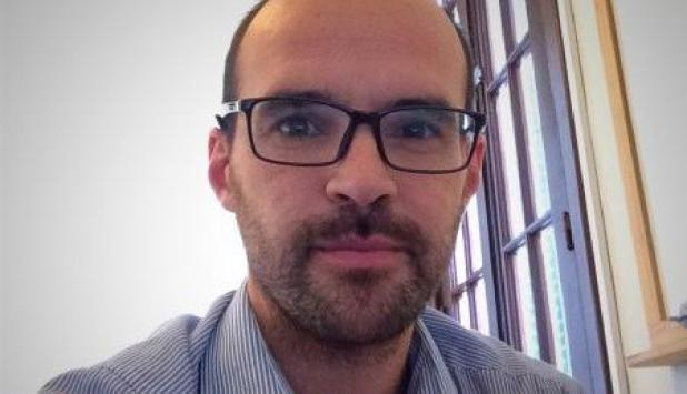 Director de Involucrate.uy, Guillermo Fork. Foto: El País