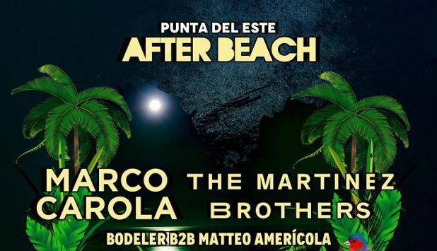 Afterbeach Punta del Este