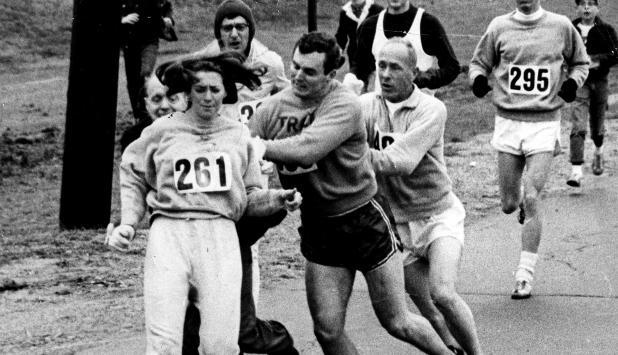 Kathrine Switzer, la mujer que logró correr un maratón y pasó a ser un ícono mundial - 23/04/2019 - EL PAÍS Uruguay