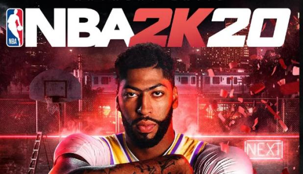 NBA 2K20. Foto: www.nba.2k.com