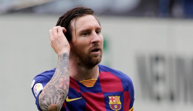Lionel Messi. Foto: Reuters