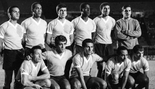 Uruguay campeón Copa América 1967