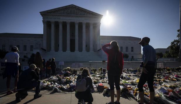 Suprema Corte de Justicia de los Estados Unidos. Foto: AFP