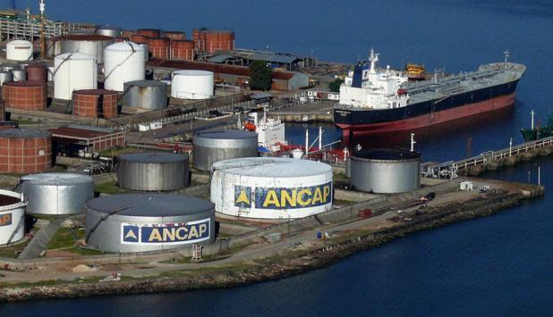 Triangulación: los negocios de Ancap y Trafigura están bajo la lupa de Crimen Organizado. Foto: R. Figueredo
