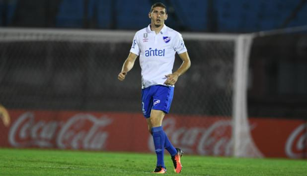 Juvenil. Agustín Rogel será titular contra Fénix mañana. Foto: Gerardo Pérez