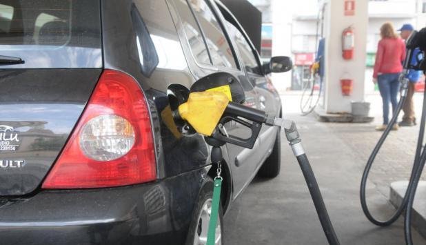 Combustibles. Foto: Francisco Flores