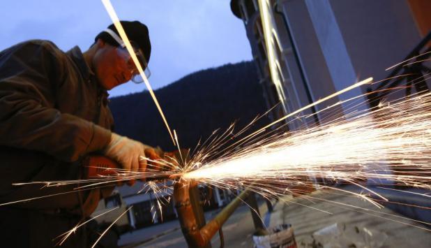 Los industriales son pesimistas sobre el futuro de la economía. Foto: Archivo