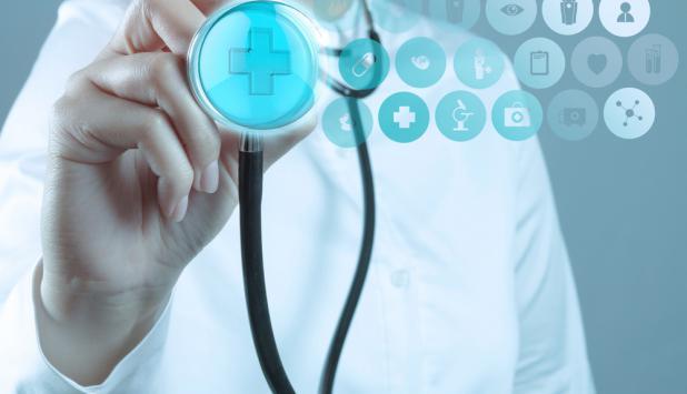 Health-tech. Nuevas plataformas buscan mejorar la relación médico-paciente. (Foto: Shutterstock)