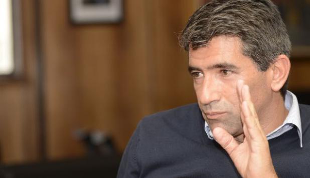 Raúl Sendic descarta su postulación a la IMM. Foto: Julio Barcelos
