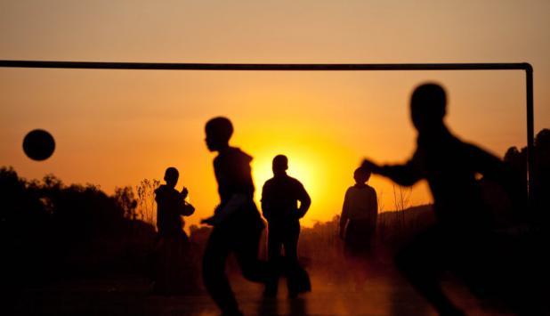 """Jefe de Policía dijo que el deporte se transformó en """"el canal ideal para intereses viles"""". Foto: AFP."""