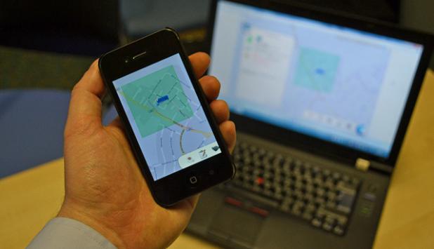 GPS. Foto: Flickr