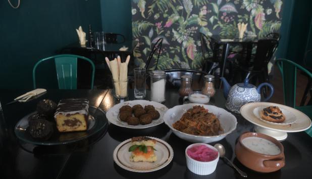 Brunch Santé Café y Cocina