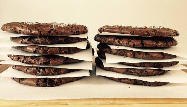 Adolfo Café cookies