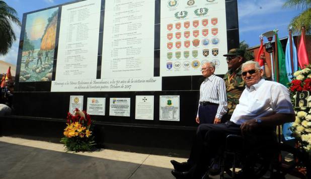 Captor de Che Guevara hizo homenaje. Foto: EFE