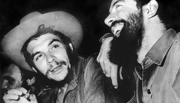 Ernesto Che Guevara y Camilo Cienfuegos. Foto: Archivo El País
