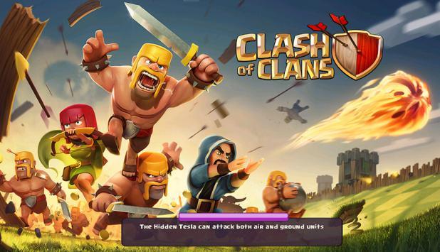 Clash of Clans. Foto: Flickr