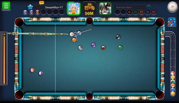 8 Ball Pool. Foto: YouTube