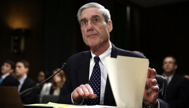 Fiscal especial Robert Mueller. Foto: AFP