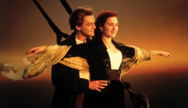 Titanic. Foto: difusión