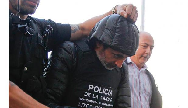 Baratta fue detenido por orden del juez federal Claudio Bonadio. Foto: La Nación
