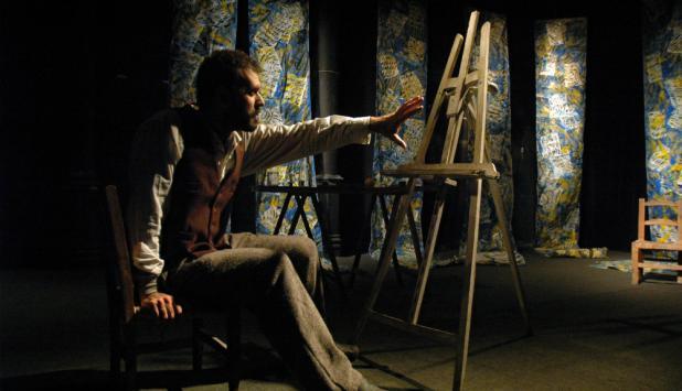 Van Gogh, por Fernando Dianesi