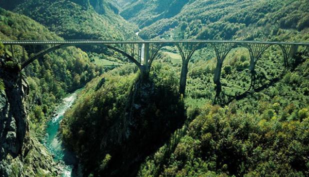 Tara Cnyon. Foto: montenegro.travel