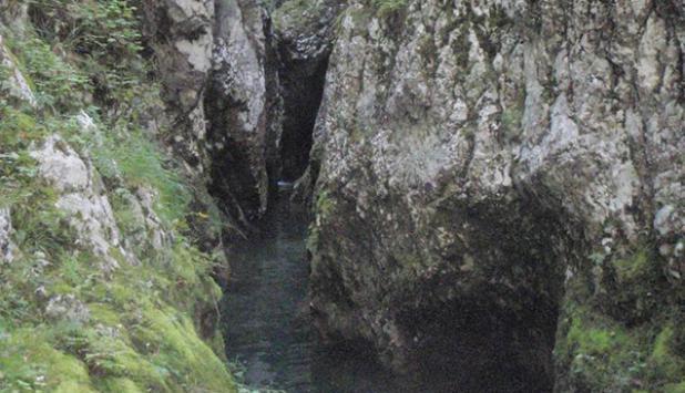 Canyon Nevidio. Foto: montenegro.travel