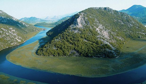 Parque Nacional Skadar Lake. Foto: montenegro.travel