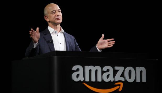 Jeff Bezos. Su empresa venía siendo investigada por presunta evasión.