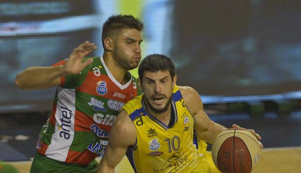Hebraica Macabi vence a Aguada en el primer punto de las finales.